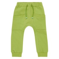 Pantaloni sport bebe Asko Green
