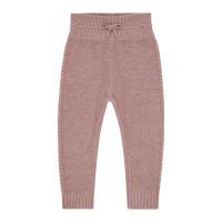 Pantaloni tricotaţi bebe Etenia Woodrose