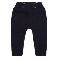 Pantaloni tricotaţi bebe Proust Navy