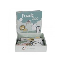 Puzzle Animale Zoo