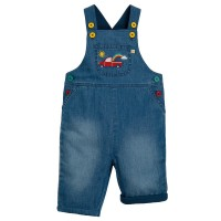Salopeta denim bebe Truck