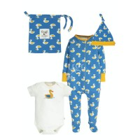 Set cadou bebe Puddle Ducks