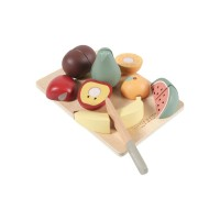 Set fructe din lemn