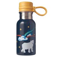 Sticlă inox Splish Splash Polar Bear, 400 ml