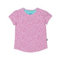 Tricou cu imprimeu floral fete Ditsy