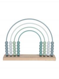 Abac din lemn albastru