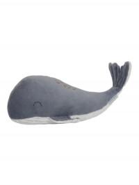Balenă de plus Ocean Blue 35 cm