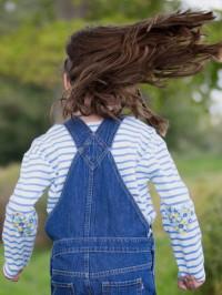 Bluză fetiţe Breton Heart