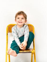 Bluză bebe Finn Deers