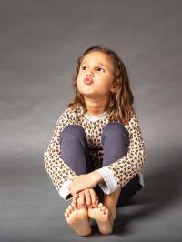 Bluză mânecă lungă Leotie Berries