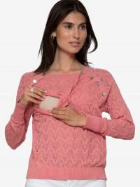 Bluză pentru gravide şi alăptare Evy