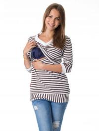 Bluză pentru gravide şi alăptare Tilde