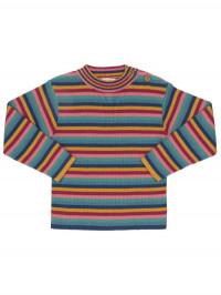 Bluză tricotată bebe Rainbow