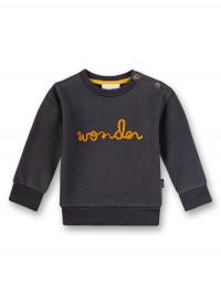Bluză unisex bebe Wonder gri