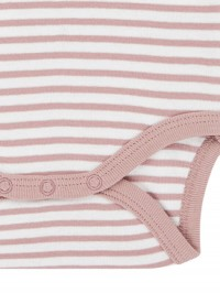 Body Yvon Blue Woodrose Stripes