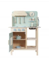 Bucătărie din lemn Adventure Mint