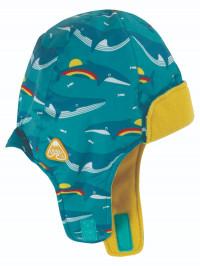 Căciulă băieţi Explorer Rainbow Whales