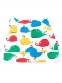 Căciulă bebe Rainbow Whale