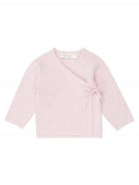 Cardigan tricotat subţire Picasso Rose