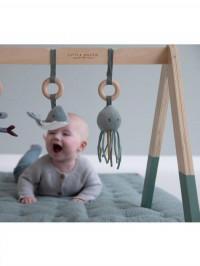 Centru de activităţi Baby Gym Ocean Mint