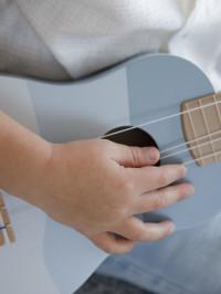 Chitară din lemn Ocean Blue