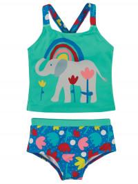 Costum de baie 2 piese Reef Elephants, protecţie solară