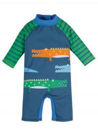 Costum de baie copii Crocs, cu protecţie solară