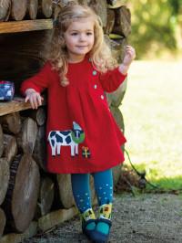 Dresuri bebe Little Norah, model iarnă