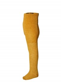 Dresuri fete, bambus şi lână Honey Mustard