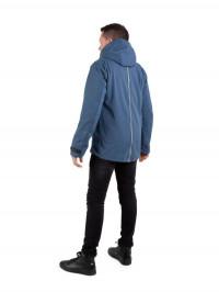 Jachetă babywearing Elbrus Blue Melange, bărbaţi
