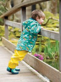 Jachetă impermeabilă Puddle Buster Mandarin Ducks