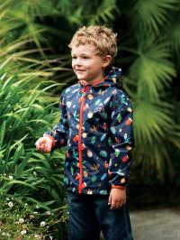 Jachetă impermeabilă Rain or Shine Bugs