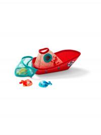 Jucărie baie Barca de pescuit