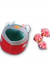 Jucărie baie coş baschet Nicolas