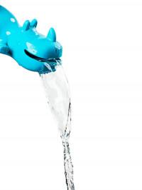 Jucărie baie Rinocerul plutitor