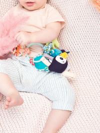 Jucărie bebe Chei senzoriale Jungle