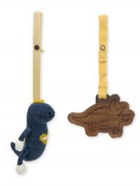 Jucărie carucior - set Maxwell si Tom