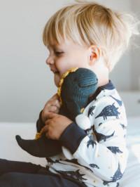 Jucărie croșetată Dinozaurul Maxwell