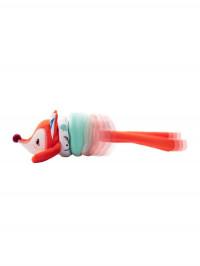 Jucărie cu vibraţii Vulpea Alice Dansează
