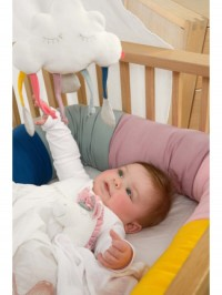 Jucărie de confort Unicorn, bumbac organic