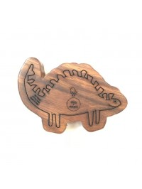 Jucărie lemn dentiție Dinozaurul Tobias