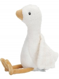 Jucărie pluş 18 cm Little Goose