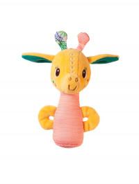 Jucărie zornăitoare Mini Girafa Zia