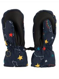 Mănuşi copii Snow and Ski Indigo Stargazing