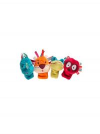 Marionete pentru degete Animale din Junglă