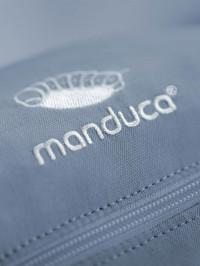 Marsupiu Manduca First Pure Cotton Sky Blue
