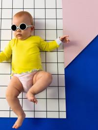 Ochelari soare bebe Diabola Sky, 0-12 luni