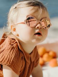 Ochelari soare copii Ourson Peach, 2-4 ani