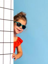 Ochelari soare copii Wazz Peacock, 2-4 ani