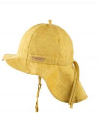 Pălărie ajustabilă din in Mango